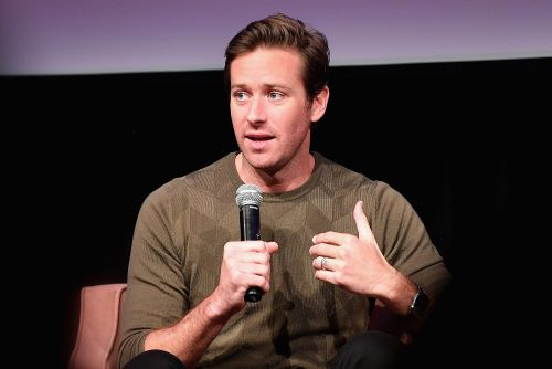 Armie Hammer apologizes for being an 'asshat'