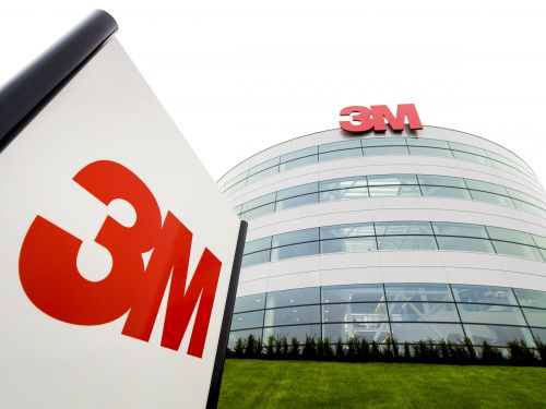 3M just got hit with a trifecta of negative news. Here's why the stock is diving today