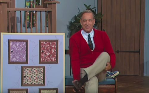 Tom Hanks is playing Mr. Rogers in a new movie - here's the first trailer
