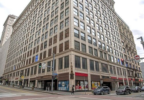 Another bull's-eye? Retailer Five Below may join Target at former Kaufmann's department store Downtown