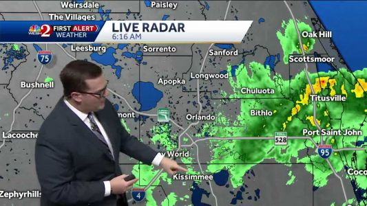 First day of spring brings rain, cool weather