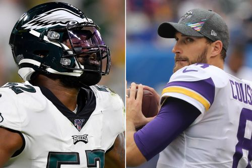 Eagles cut Zach Brown after Kirk Cousins trash talk backfires