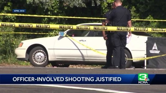 DA: Stockton officer justified in shooting, killing suspect in 2016