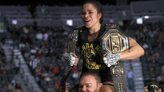 UFC 245: Amanda Nunes retains women's bantamweight title with unanimous decision over Germaine de Randamie