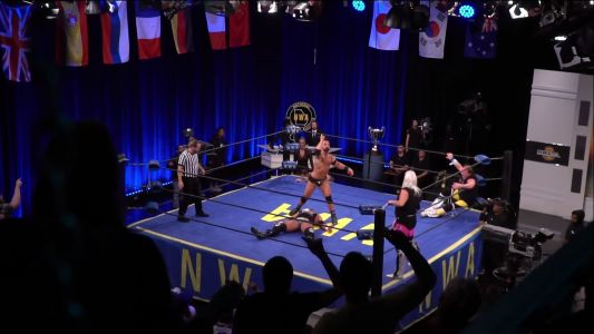 'NWA Powerrr' shows wrestling and nostalgia can be perfect tag team partners