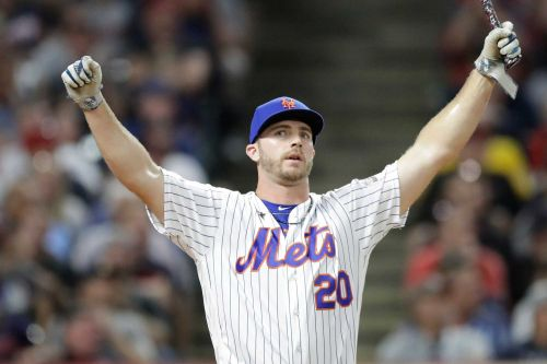 Mets' Pete Alonso wins NL Rookie of the Year