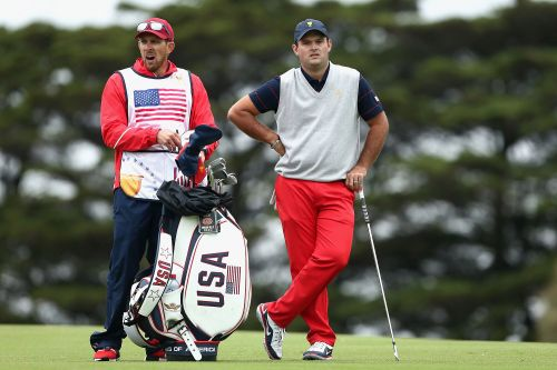 Patrick Reed hatred spills over into Presidents Cup caddie-fan altercation