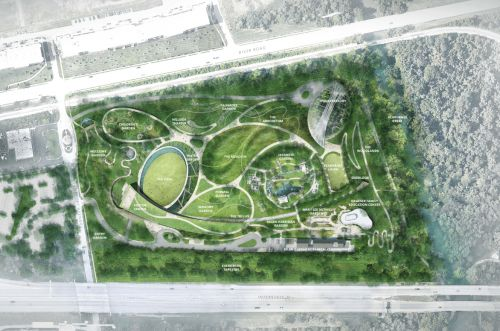 Take a look: Louisville Waterfront Botanical Gardens alters $65 million master plan, adds features