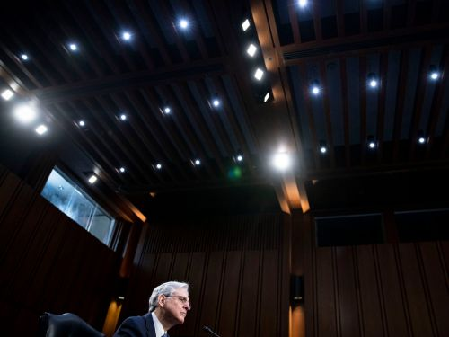 Attorney General nominee Merrick Garland is busy behind the scenes building a DOJ inner circle full of Senate aides, federal prosecutors, and former law clerks
