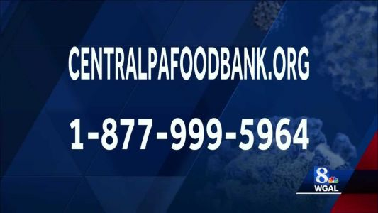 Need for food assistance continues to grow; Central Pennsylvania Food Bank asks for donations