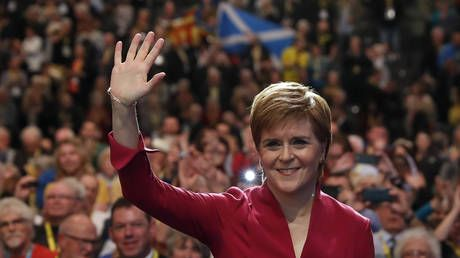 Scottish Nationalists on course for election landslide as support for independence grows - poll