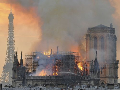 Terry Glavin: History coils over and over again, but Notre Dame still stands