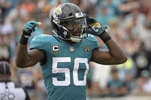 Jaguars' Telvin Smith steps away to 'get my world in order'