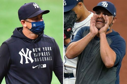 'Tensions are high' as Yankees, Rays renew rivalry