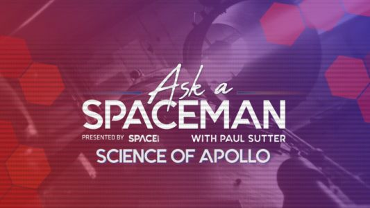 Ask A Spaceman: The Science of Apollo   Video Show