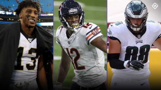 Fantasy Injury Updates: Michael Thomas, Allen Robinson, Dallas Goedert, more impacting Week 8 start 'em, sit 'em decisions