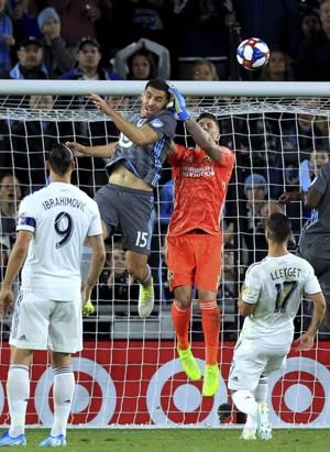 LA Galaxy, Philadelphia Union advance in MLS playoffs