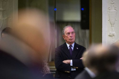 Bloomberg's billions stay veiled while funding 2020 campaign