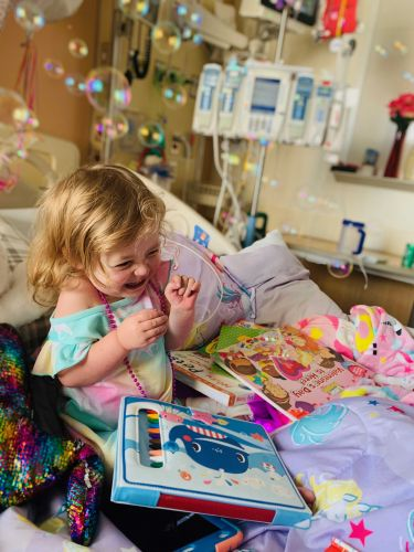 Northern Kentucky 2-year-old waits for heart transplant after first match doesn't pan out
