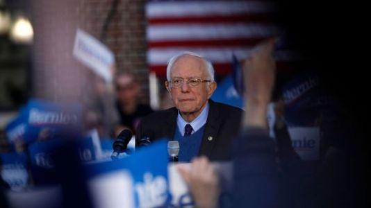 Bernie Sanders Weighs The Toughest Decision Of His Campaign