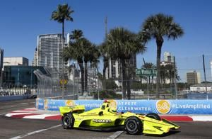 Another race and another Penske victory with IndyCar win