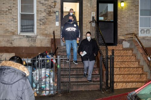 Man accidentally shoots himself, woman in Brooklyn apartment