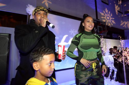 Inside La La Anthony's annual Winter Wonderland benefit