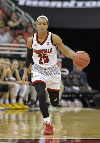 UofL's Asia Durr named Naismith award finalist