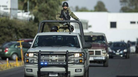 Mexico arrests 30 marines over alleged forced disappearances in city hit by drug cartel violence
