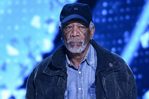 More of Morgan Freeman's creepy comments caught on tape