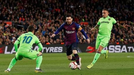 'The Messi test': Liverpool must overcome Argentine to stand any chance of Champions League glory