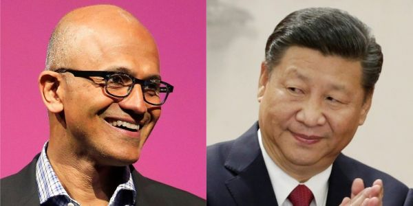 Microsoft's next big policy battle could be over its ties to China, as a GOP adviser calls on the tech titan to divest its Chinese holdings amid TikTok talks