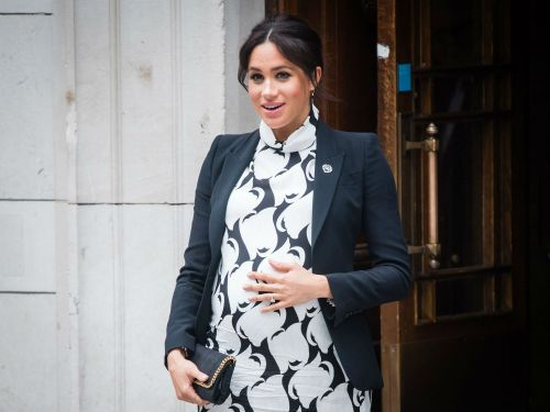 Meghan Markle will soon go into labor. Here's the timeline of what to expect when you give birth
