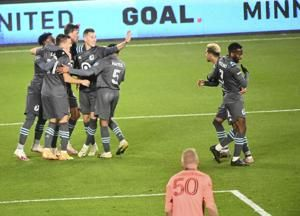 Lod, own goal help Minnesota United beat Rapids 2-1