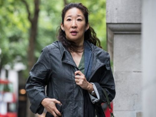 Sandra Oh just made history with her Emmy nomination for the must-watch show 'Killing Eve'
