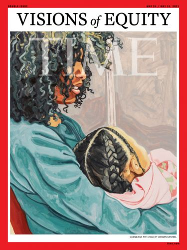 Meet the Artist Who Created God Bless the Child, Featured on TIME's Cover