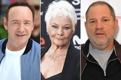 Judi Dench defends the work of Kevin Spacey, Harvey Weinstein