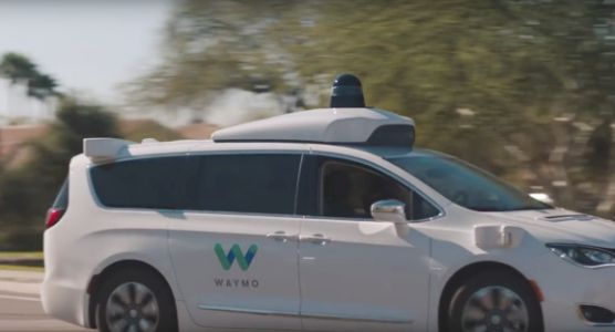 Waymo open-sources data set for autonomous vehicle multimodal sensors