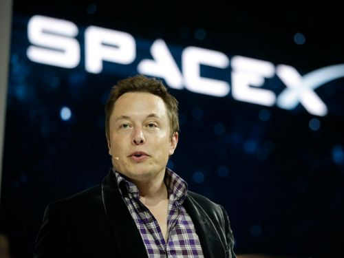 Elon Musk says he's a big fan of what China is doing in space