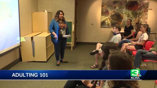 'Adulting 101' classes aim to help El Dorado County young adults
