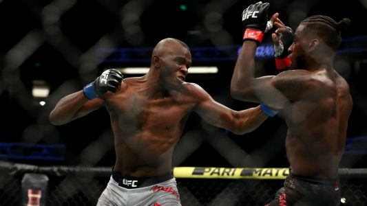 Khama Worthy pulls off biggest upset of the year with KO of Devonte Smith at UFC 241