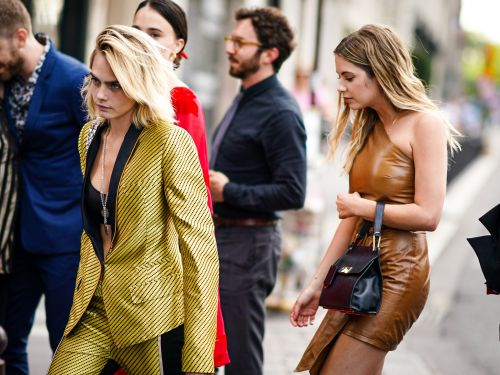 Ashley Benson confirms she's still dating Cara Delevingne after a hacker claimed they split up