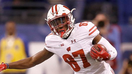 Wisconsin reinstates Quintez Cephus after he's cleared of sexual assault charges