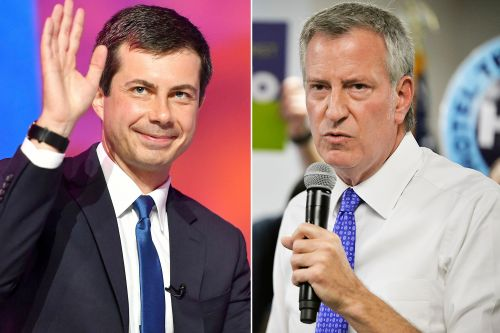 Pete Buttigieg has raised more money from NYC residents than de Blasio got nationwide