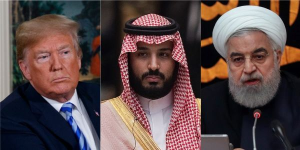 Trump says he has 'a lot of options' to punish Iran if it was behind the Saudi oil attacks. He doesn't
