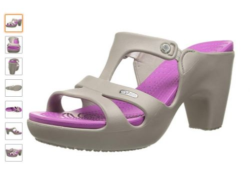 People are slamming these high-heeled Crocs online, but they're actually a bright spot in the modern ugly-fashion apocalypse