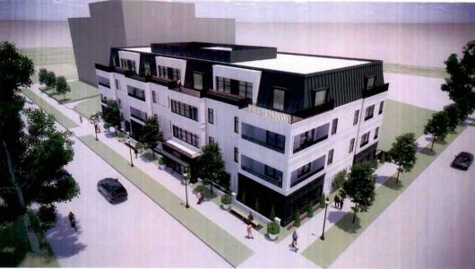 Amid continued opposition from residents, Planning Board approves redesigned Blackstone condos