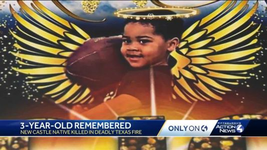 Community rallies around family of toddler killed in fire