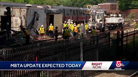 Red Line riders told to plan for extra commute time