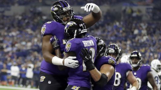 Ravens remain perfect in preseason with 20-19 win over Colts